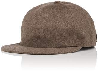 Borsalino MEN'S CASHMERE BASEBALL CAP