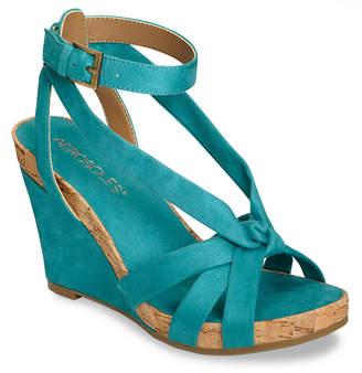 Aerosoles Fashion Plush Wedge Sandals Women Shoes