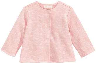 First Impressions Knit Cardigan, Baby Girls, Created for Macy's