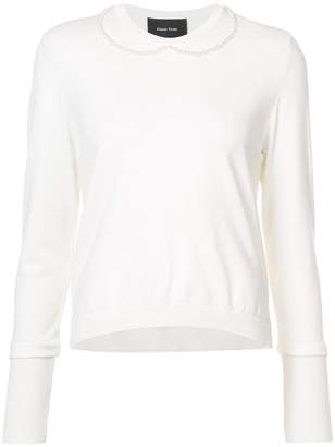 Simone Rocha long sleeve sweater