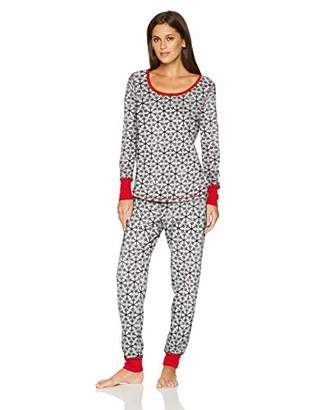 Mae Women's Sleepwear Thermal Pajama Set