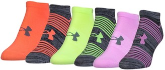 Under Armour Women's 6-pk. Training No-Show Socks