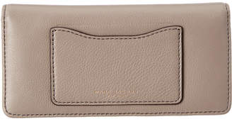 Marc Jacobs Recruit Leather Open Face Wallet