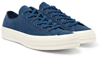 Converse Chuck 70 Nubuck Sneakers