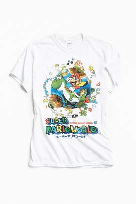 Urban Outfitters Super Mario World Tee