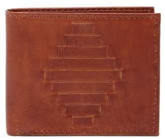 Tommy Bahama Burnished Leather Slimfold Wallet