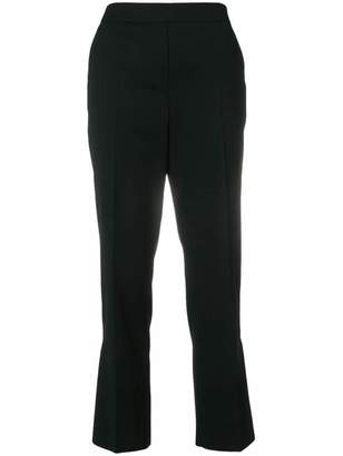 Schumacher Dorothee cropped flared trousers