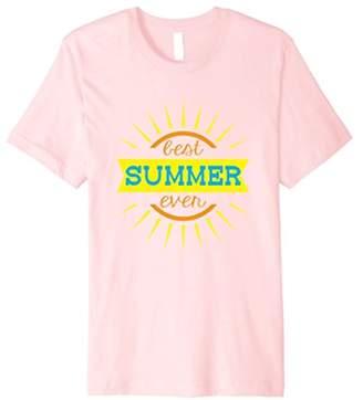 Best Summer Ever Sunshine T-Shirt