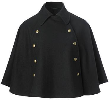 Military Style Cape