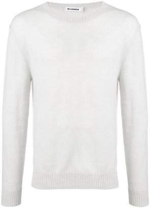 Jil Sander long-sleeve fitted sweater