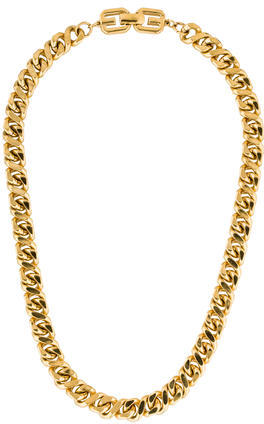 Givenchy Givenchy Curb Chain Necklace