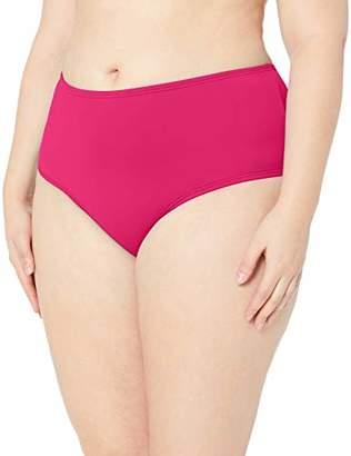 3fe6dfff96a Sunsets Curve Women's Plus Size Road High Waist Bikini Bottom Swimsuit