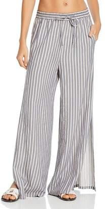 Onia Chloe Wide-Leg Swim Cover-Up Pants