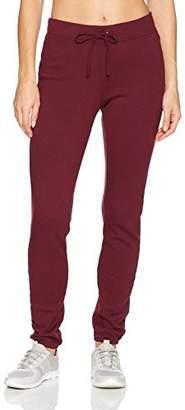 Pam & Gela Women's Basic Fleece Sweatpant