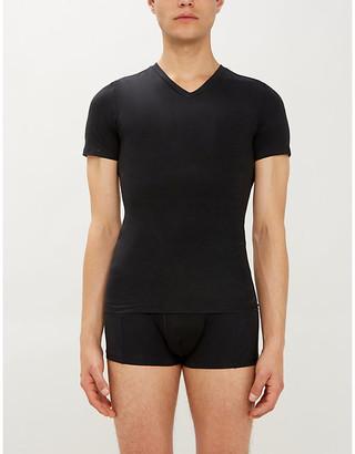 Spanx Zoned performance v–neck undershirt