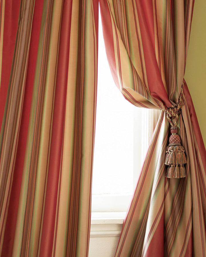 Horchow Each 52W x 108L Curtain