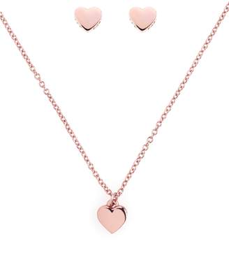 Ted Baker Amoria Sweetheart Earrings & Necklace Gift Set