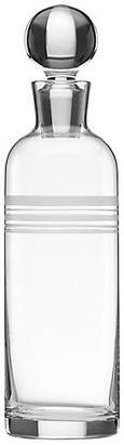 Kate Spade Library Stripe Decanter - Clear