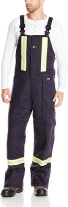 Helly Hansen Workwear Men's Falher Reflective Bib Pant