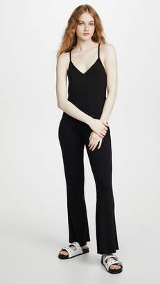 Chaser Cool Jersey Racerback Jumpsuit