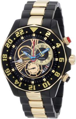 Stuhrling Original Men's Nautica Sports Swiss Quartz Dial Watch 287.332M230