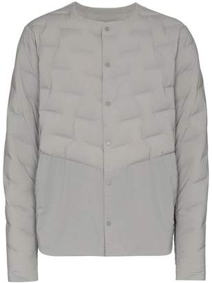 Descente Allterrain 'Brick effect' padded jacket