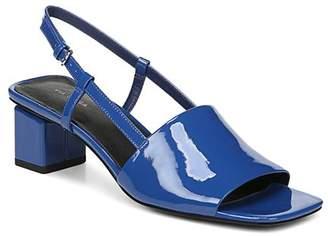 bac6c1a61ad4 Via Spiga Women s Florian Block Heel Slingback Sandals