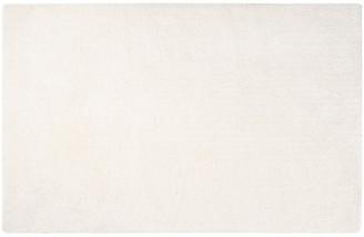 One Kings Lane Bastian Shag Rug - White