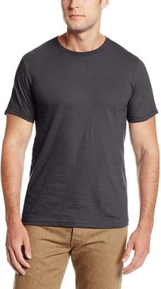 MJ Soffe Soffe Men's Ringspun Fitted Tee