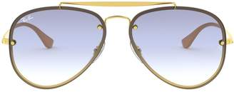 Ray-Ban Blaze Pilot Sunglasses