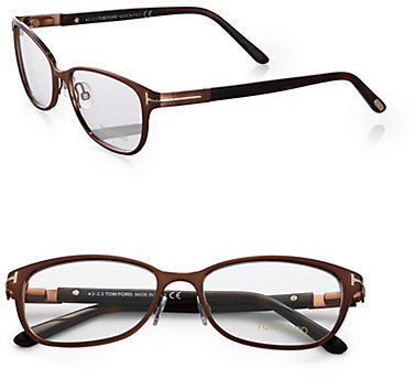 Tom Ford Rectangular Optical Glasses