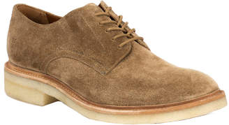 Frye Chris Crepe Suede Oxford