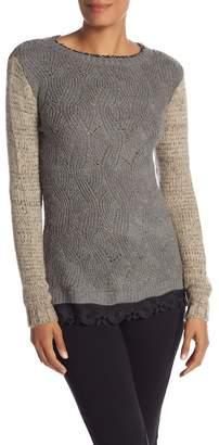 Desigual Samuel Colorblock Sweater