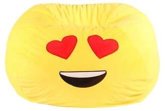 GoMoji Emoji Kids Bean Bag