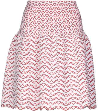 Alaia Knee length skirts - Item 35390425MW