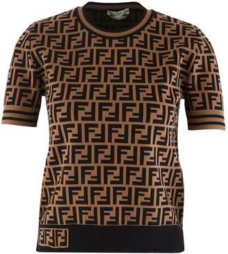 Fendi Short-sleeved pullover
