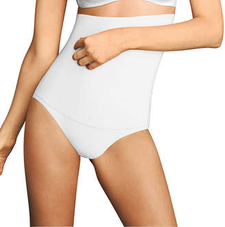 Maidenform Fat Free Dressing Hi-Waist Firm Control Control Briefs 1854j