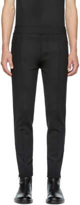 Neil Barrett Black Side Band Tuxedo Trousers
