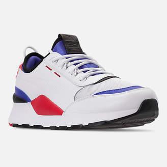 Puma Men's Evolution RS-0 Sound Casual Shoes