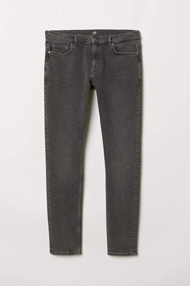 H&M - Super Skinny Jeans - Black