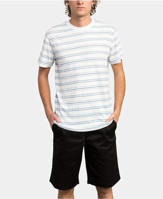 RVCA Men's Striped T-Shirt