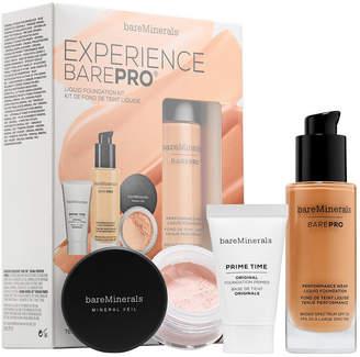 bareMinerals Experience Barepro Liquid Foundation Kit