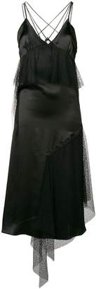 Each X Other lace panelled dress