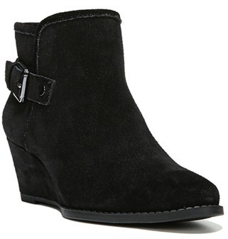 Franco Sarto 'Wichita' Wedge Bootie (Women) $128.95 thestylecure.com