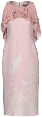 IVAN MONTESI 3/4 length dresses - Item 34900219XG
