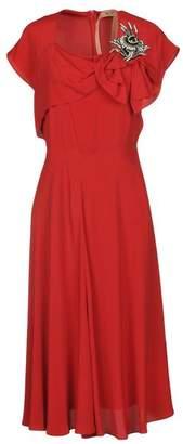 N°21 N° 21 Knee-length dress