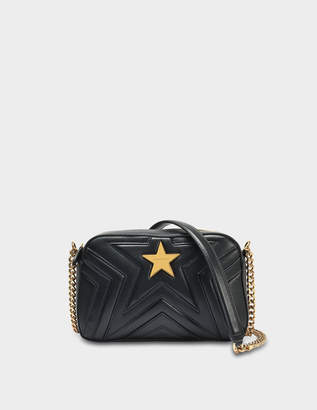 Stella McCartney Alter Nappa Small Shoulder Bag in Black Eco Leather