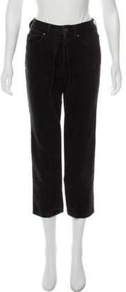 Aalto Mid-Rise Straight-Leg Jeans