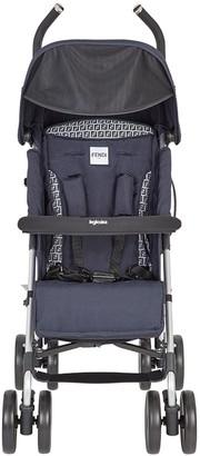 Fendi monogram baby stroller