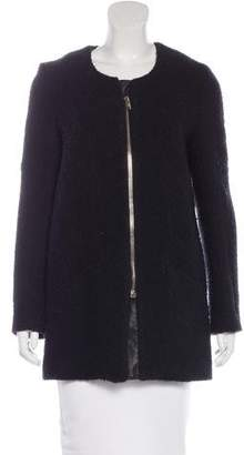 IRO Wool Bouclé Coat